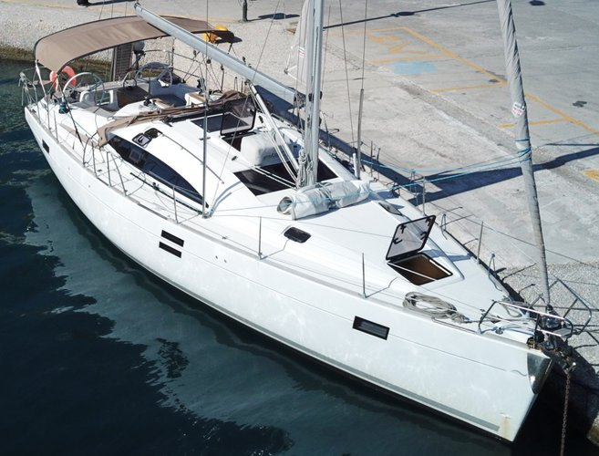Boat for rent Elan Marine 45.0 feet in Cyclades, Greece