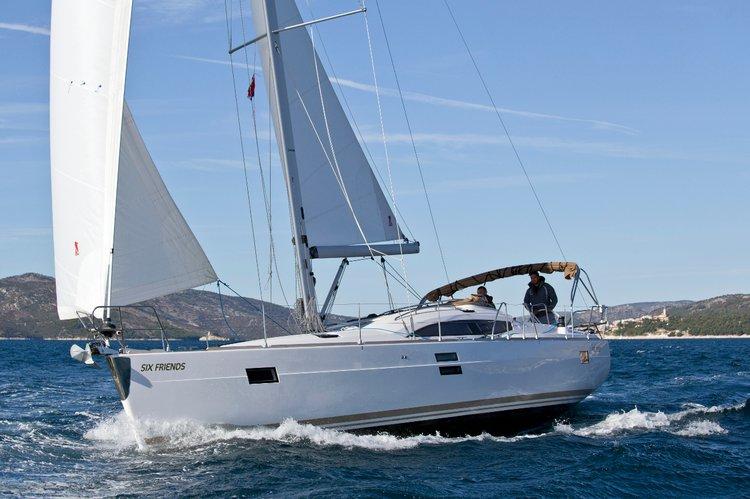 Boat for rent Elan Marine 45.0 feet in Marina Trogir - SCT,