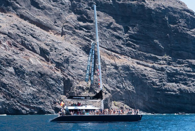 Boat for rent Freebird 91.86 feet in Tenerife, Spain