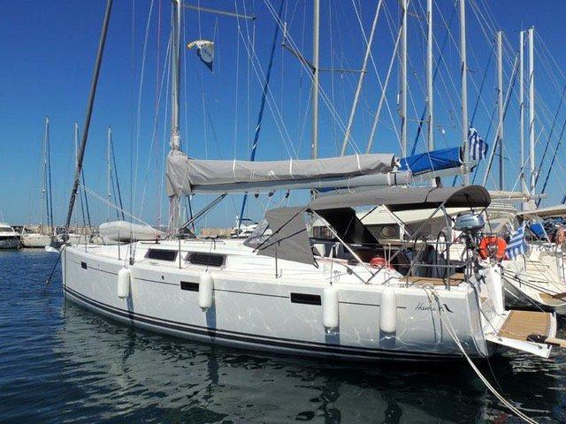 Hanse Yachts's 40.0 feet in Saronic Gulf