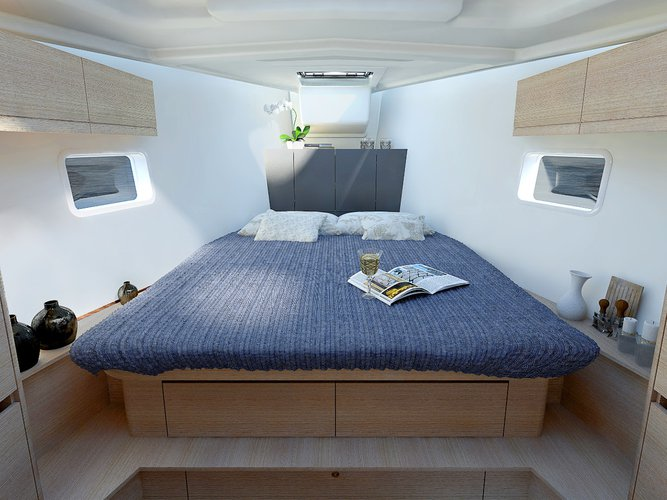 Boat for rent Hanse Yachts 40.0 feet in Marina Dalmacija, Sukosan,