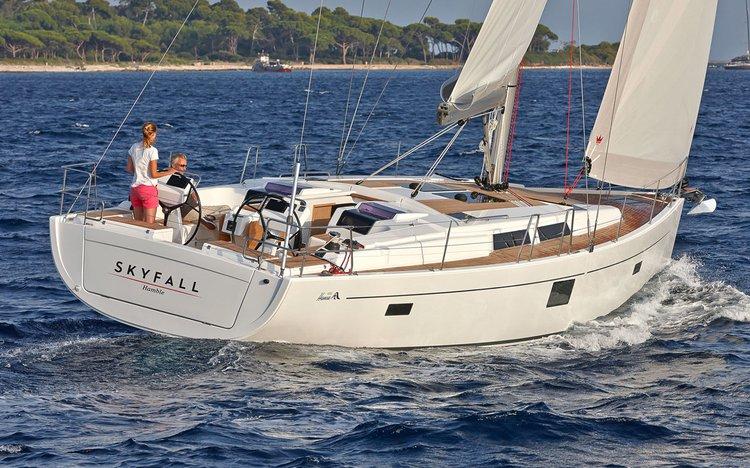 Boat for rent Hanse Yachts 45.0 feet in Marina Punat (Krk),