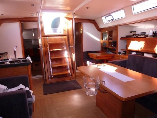 Boat for rent Hanse Yachts 52.0 feet in Cyclades, Greece