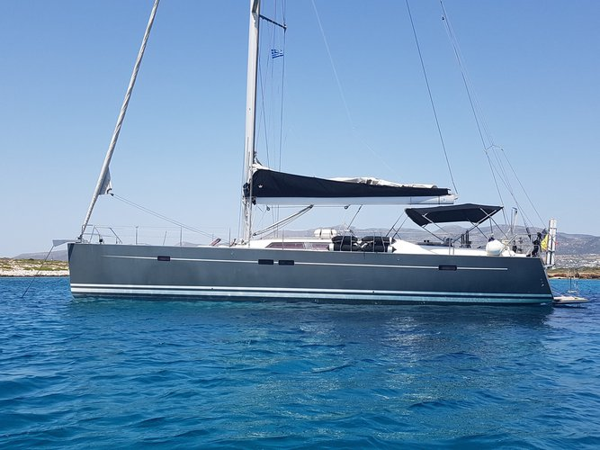 Boating is fun with a Hanse Yachts in Cyclades