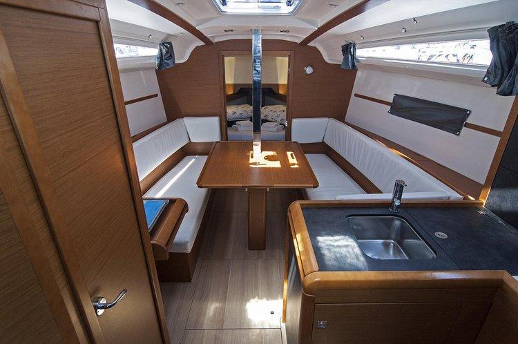 Boat for rent Jeanneau 33.0 feet in Marina Split - ACI , Croatia