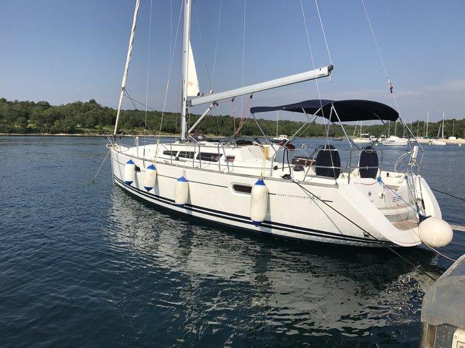 Jeanneau's 42.0 feet in Zadar region