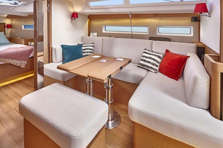 Discover Split region surroundings on this Sun Odyssey 440 Jeanneau boat