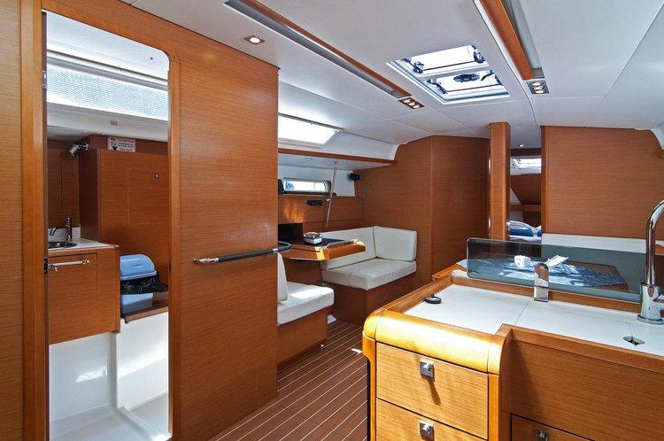 Boat for rent Jeanneau 43.0 feet in Marina Split - ACI , Croatia
