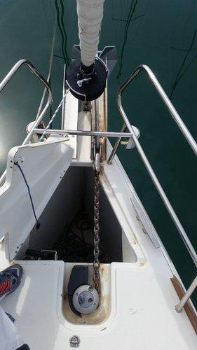 Boat for rent Jeanneau 43.0 feet in Marina Dalmacija, Sukosan,