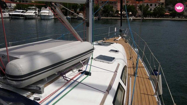 Jeanneau's 43.0 feet in Zadar region