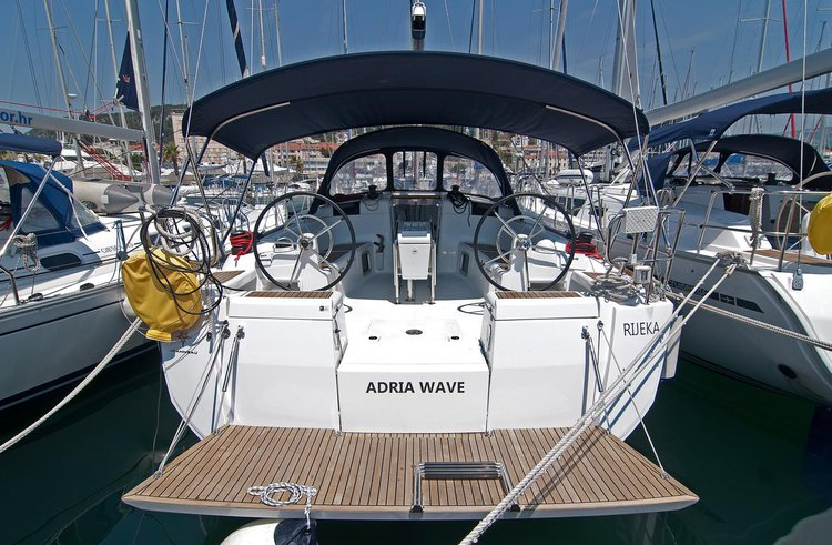 Boat for rent Jeanneau 45.0 feet in Marina Split - ACI , Croatia