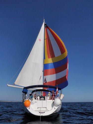 Boat for rent Jeanneau 46.0 feet in Marina Betina, Murter,