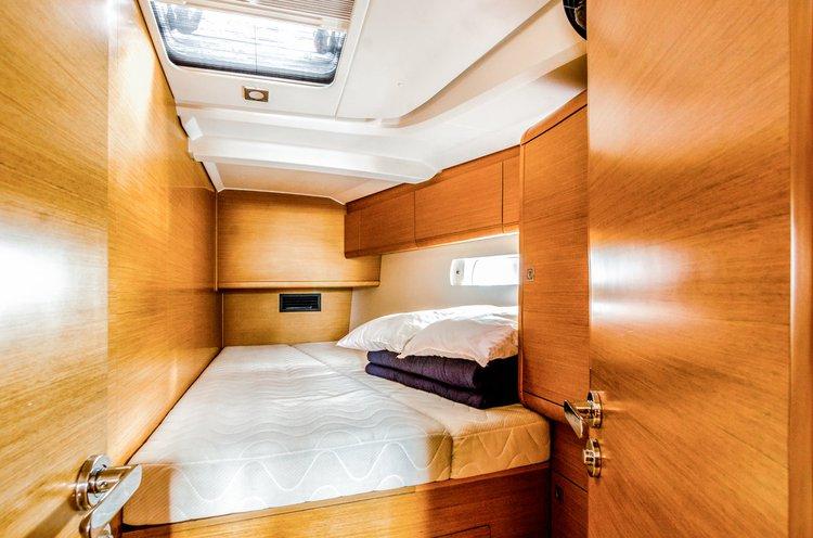 Boat for rent Jeanneau 51.0 feet in Lefkas, Marina Lefkas,