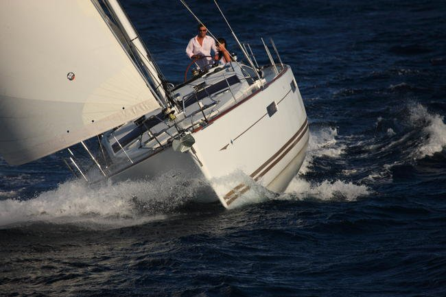 Charter this amazing Jeanneau Jeanneau 53 in Saronic Gulf