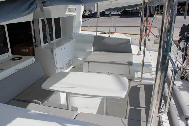 Boat for rent Lagoon-Bénéteau 45.0 feet in Yachtclub Seget (Marina Baotić), Seget Donji,