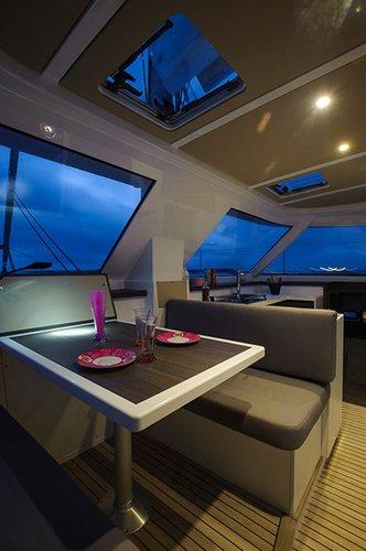 Catamaran boat rental in Marina Betina, Murter, Croatia
