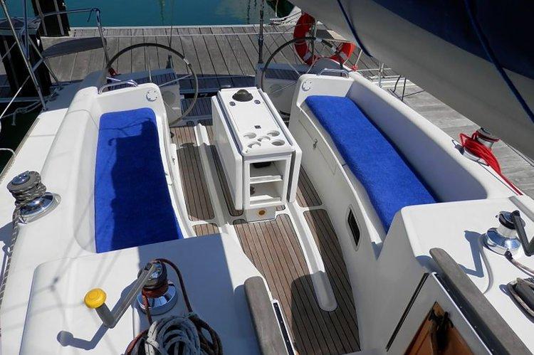 Sloop boat rental in Santa Cruz De Tenerife,