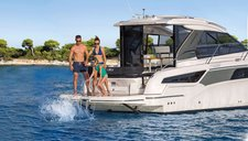 thumbnail-7 Bavaria Yachtbau 38.0 feet, boat for rent in Istra, HR