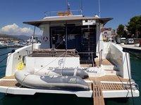 thumbnail-1 Fountaine Pajot 36.0 feet, boat for rent in Split region, HR