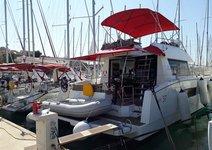 thumbnail-2 Fountaine Pajot 36.0 feet, boat for rent in Split region, HR