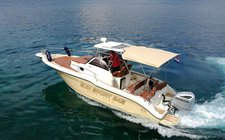 thumbnail-10 Inmark Marine 27.0 feet, boat for rent in Split region, HR