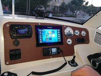 thumbnail-5 Inmark Marine 27.0 feet, boat for rent in Split region, HR
