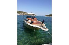 thumbnail-2 Inmark Marine 27.0 feet, boat for rent in Split region, HR