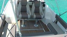 thumbnail-25 Jeanneau 24.0 feet, boat for rent in Split region, HR