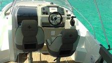 thumbnail-34 Jeanneau 24.0 feet, boat for rent in Split region, HR