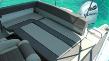 thumbnail-35 Jeanneau 24.0 feet, boat for rent in Split region, HR