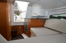 thumbnail-28 Jeanneau 24.0 feet, boat for rent in Split region, HR