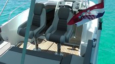 thumbnail-16 Jeanneau 24.0 feet, boat for rent in Split region, HR