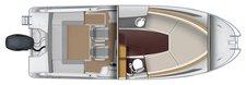 thumbnail-26 Jeanneau 24.0 feet, boat for rent in Split region, HR