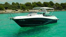 thumbnail-17 Jeanneau 24.0 feet, boat for rent in Split region, HR