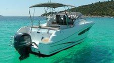 thumbnail-31 Jeanneau 27.0 feet, boat for rent in Split region, HR