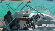 thumbnail-22 Jeanneau 27.0 feet, boat for rent in Split region, HR