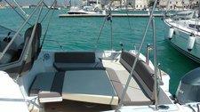 thumbnail-29 Jeanneau 27.0 feet, boat for rent in Split region, HR