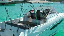 thumbnail-26 Jeanneau 27.0 feet, boat for rent in Split region, HR