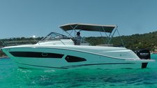 thumbnail-23 Jeanneau 34.0 feet, boat for rent in Split region, HR