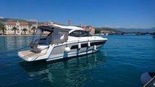 thumbnail-10 Jeanneau 37.0 feet, boat for rent in Split region, HR