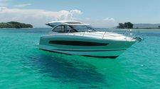 thumbnail-29 Jeanneau 37.0 feet, boat for rent in Split region, HR