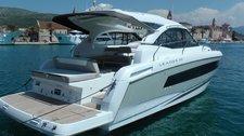 thumbnail-5 Jeanneau 37.0 feet, boat for rent in Split region, HR