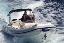 thumbnail-1 Marco 26.24 feet, boat for rent in Saronic Gulf, GR