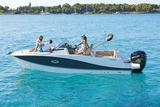 thumbnail-2 Quicksilver 23.0 feet, boat for rent in Istra, HR