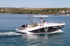 thumbnail-3 Sessa Marine 25.0 feet, boat for rent in Zadar region, HR