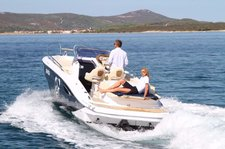 thumbnail-17 Sessa Marine 25.0 feet, boat for rent in Zadar region, HR