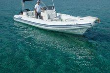 SKIPPER 7.80M ICE WHITE - 1X250HP SUZUKI BASED AT ATHENS