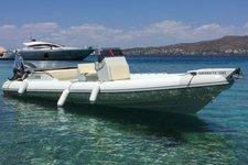SKIPPER 8.5M 4U - 300HP YAMAHA BASED IN ATHENS