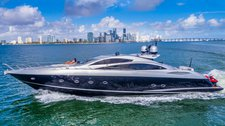 thumbnail-2 Sunseeker 85.0 feet, boat for rent in Miami,
