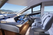 thumbnail-9 Sunseeker International 56.0 feet, boat for rent in Zadar region, HR